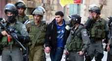 الاحتلال يعتقل 6742 فلسطينيا خلال 2017