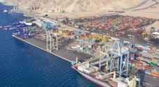 اضراب يوقف أعمال التحميل في ميناء الحاويات بالعقبة