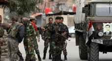 الجيش السوري يستعد لكسر حصار قاعدة عسكرية شرقي دمشق