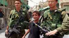 الاحتلال نفذ 2466 عملية اعتقال في القدس عام 2017