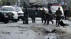 قتلى وجرحى بتفجير انتحاري في كابول