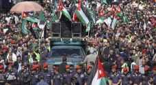 """دعوة لمسيرة """"إنما الأقصى عقيدة"""" في عمّان الجمعة"""