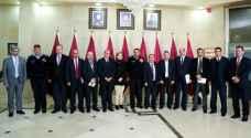 الحواتمة: قوات الدرك ملتزمة بسيادة القانون واحترام حقوق الإنسان