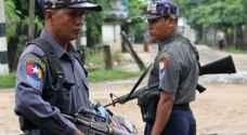 مقتل 7 متظاهرين بوذيين برصاص الشرطة البورمية