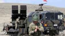 الهجوم التركي على سوريا يدخل أسبوعه الثاني