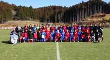 منتخب السيدات يتعرض للخسارة في ختام معسكر اليابان