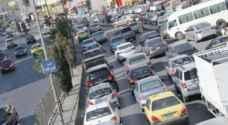 عمان.. تحويلات مرورية في شارعي المدينة المنورة والأقصى