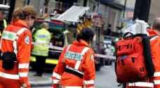 نجاة امرأة من موت محقق بمحطة مترو في لندن