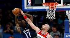 واشنطن ويزاردز يواصل عروضه القوية في دوري السلة الأميركي