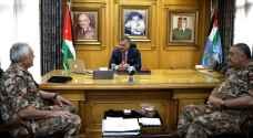 القائد الأعلى يزور قيادة سلاح الجو الملكي..فيديو