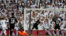 ريال مدريد يقلب الطاولة على الباريسي في دوري الابطال