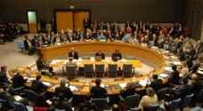 مجلس الأمن يصوت السبت على وقف اطلاق النار في سوريا