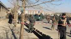 قتيل وستة جرحى في هجوم انتحاري في كابول