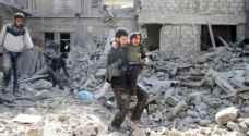 روسيا تنفي التقارير عن هجوم كيميائي استهدف الغوطة الشرقية