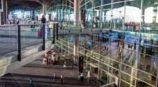 مطار الملكة علياء يستقبل أعلى نسبة مسافرين منذ 35 عاما