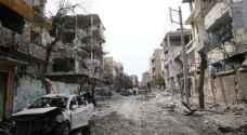 امتناع المدنيين عن الخروج من الغوطة الشرقية
