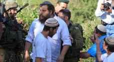 مستوطنون متطرفون يقتحمون مقامات دينية شمال الضفة الغربية