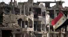 فرنسا تجري مشاورات حول تنفيذ الهدنة في الغوطة