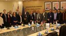 المستقلة للانتخاب تعقد اجتماعا تنسيقيا مع الوكالة الأمريكية للتنمية الدولية