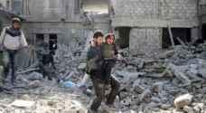 30 قتيلاً مدنياً بحصيلة جديدة للقصف على الغوطة الشرقية