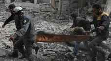 """أطباء بلا حدود تطالب بالسماح بإدخال امدادات طبية الى الغوطة الشرقية """"دون عوائق"""""""
