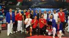 منتخب التايكواندو يحقق تقدما في التصنيف الاولمبي للاتحاد الدولي