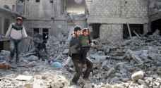 اتفاق لاجلاء جزئي للمدنيين من الغوطة الشرقية