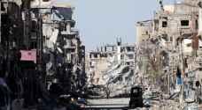 مشروع قرار امريكي جديد في مجلس الامن حول وقف اطلاق النار في سوريا