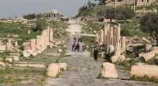"""""""أم قيس"""" الأردنية.. مدينة الفلاسفة والشعراء"""