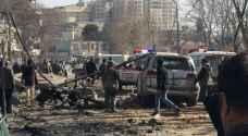 ضحايا بانفجار سيارة مفخخة في كابول