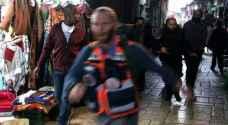 استشهاد فلسطيني بدعوى عملية طعن في القدس المحتلة .. فيديو وصور