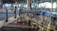افتتاح وحدة التخليص السريع للجمارك في مطار الملكة علياء الدولي