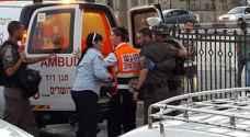 وفاة مستوطن متأثرا بجراحه بعد طعنه في القدس