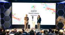 رئيس الاتحاد الآسيوي لكرة القدم يكشف الستار عن التصميم الجديد لكأس آسيا للسيدات