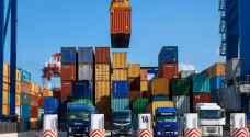 انخفاض الصادرات الأردنية خلال كانون الثاني