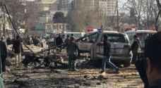 مقتل 26 شخصا بتفجير انتحاري في كابول