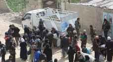 التوصل إلى اتفاق إجلاء لبلدات جنوب الغوطة الشرقية