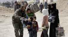 أكثر من 105 آلاف مدني خرجوا من الغوطة الشرقية