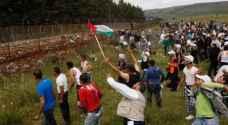لاجئو لبنان وسوريا يقررون الزحف إلى حدود فلسطين الجمعة المقبلة