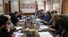 وزير التخطيط يبحث التحديات الاقتصادية مع لجنة أوروبية ..فيديو