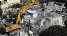 الاحتلال يهدم منزلا ومقبرة في بيت لحم