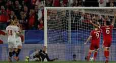 بايرن ميونيخ يهزم إشبيلية في عقر داره في دوري أبطال أوروبا
