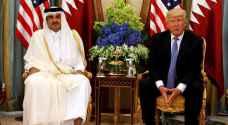ترمب سيستقبل أمير قطر في مسعى لحل الازمة الخليجية
