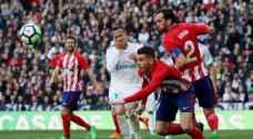 أتلتيكو يخطف التعادل من بين أنياب ريال مدريد