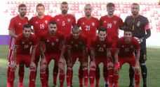 انهاء الترتيبات للقاء النشامى مع المنتخب القبرصي
