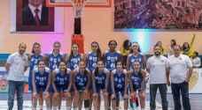 تأهل الفحيص لقبل نهائي بطولة غرب آسيا لكرة السلة