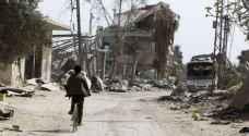 """الجيش السوري """"يسيطر"""" على كامل الغوطة الشرقية"""