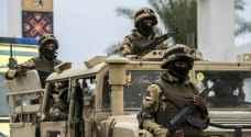 الجيش المصري يعلن مقتل 27 مسلحًا في سيناء