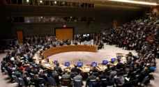 مشروع قرار جديد أمام مجلس الأمن بشأن سوريا