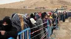 500 لاجئ سوري يغادرون لبنان عائدين الى بلدهم